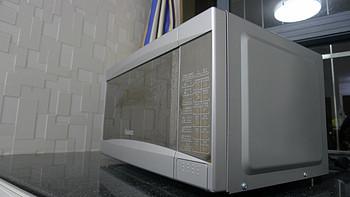 Galanz 格兰仕 G70D20CN1P-D2(S0) 20L微波炉开箱晒单