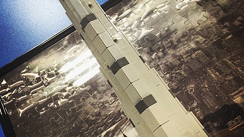 我的LEGO建筑系列 篇四:21031 Burj Khalifa