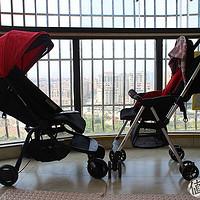 在日亚买的第二辆婴儿推车——Mountain Buggy Nano红黑色开箱
