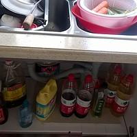 周末清洁大会战 篇四:橱柜清理和厨房大扫除