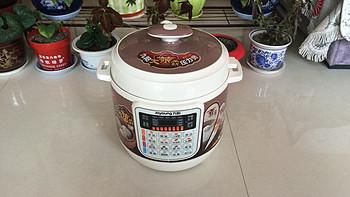 电压力煲中的巨无霸——Joyoung 九阳8L超大容量电压力煲