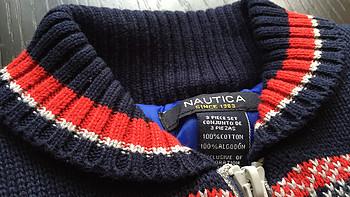物美价廉打造小帅哥:Nautica 诺帝卡 男童 春秋三件套 & 夏装两件套