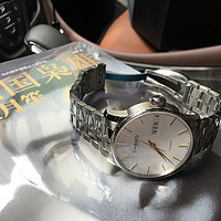 #本站首晒#  英国售瑞士男款机械腕表的海淘经验分享——Christopher Ward