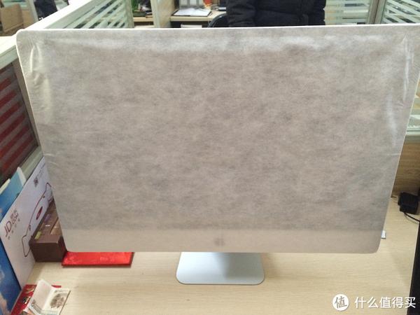 穷人救星:丐版2015款Apple 苹果 iMac 27英寸 5K 一体机晒单及动手升级 篇一:开箱和内存升级