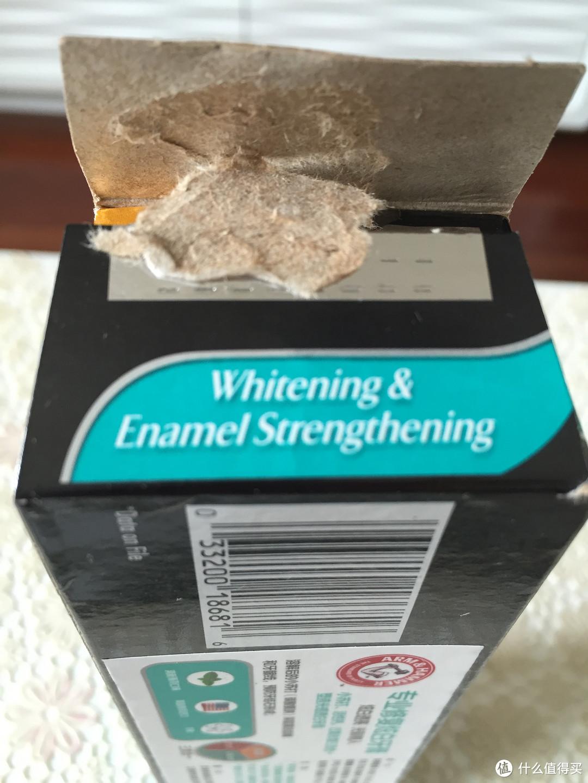 ARM & HAMMER 艾禾美 专业修复炫白牙膏 开箱