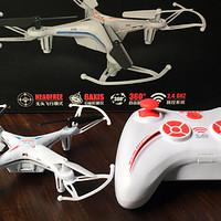 遥控飞行器初体验:SYMA 司马航模 X13 四轴飞行器