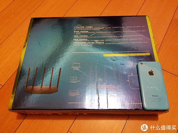 TP-LINK 普联 TL-WDR6500 无线路由器,从此网瘾戒不掉