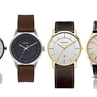 一次失败的购表经历——Skagen 诗格恩 男士手表