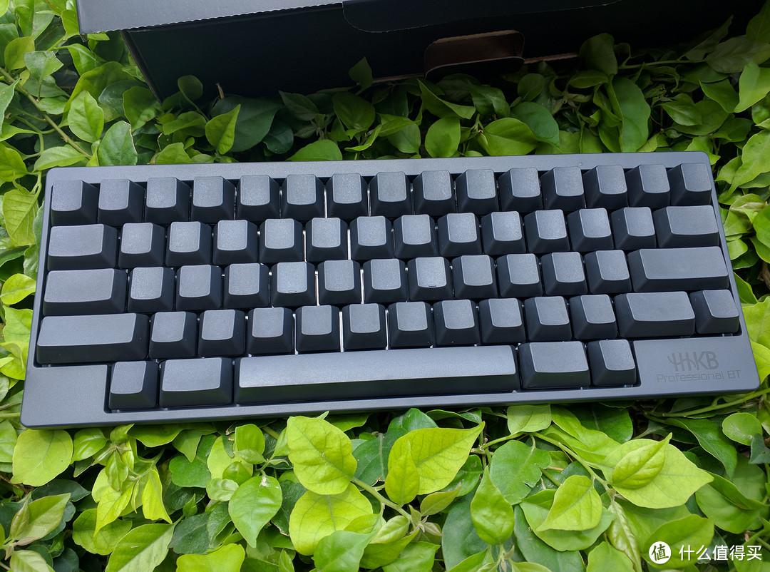 #本站首晒# VIM经典键盘 — HHKB Pro2 蓝牙版黑色无刻