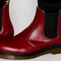 红得到位 骚得彻底:Dr. Martens 2976 马丁靴
