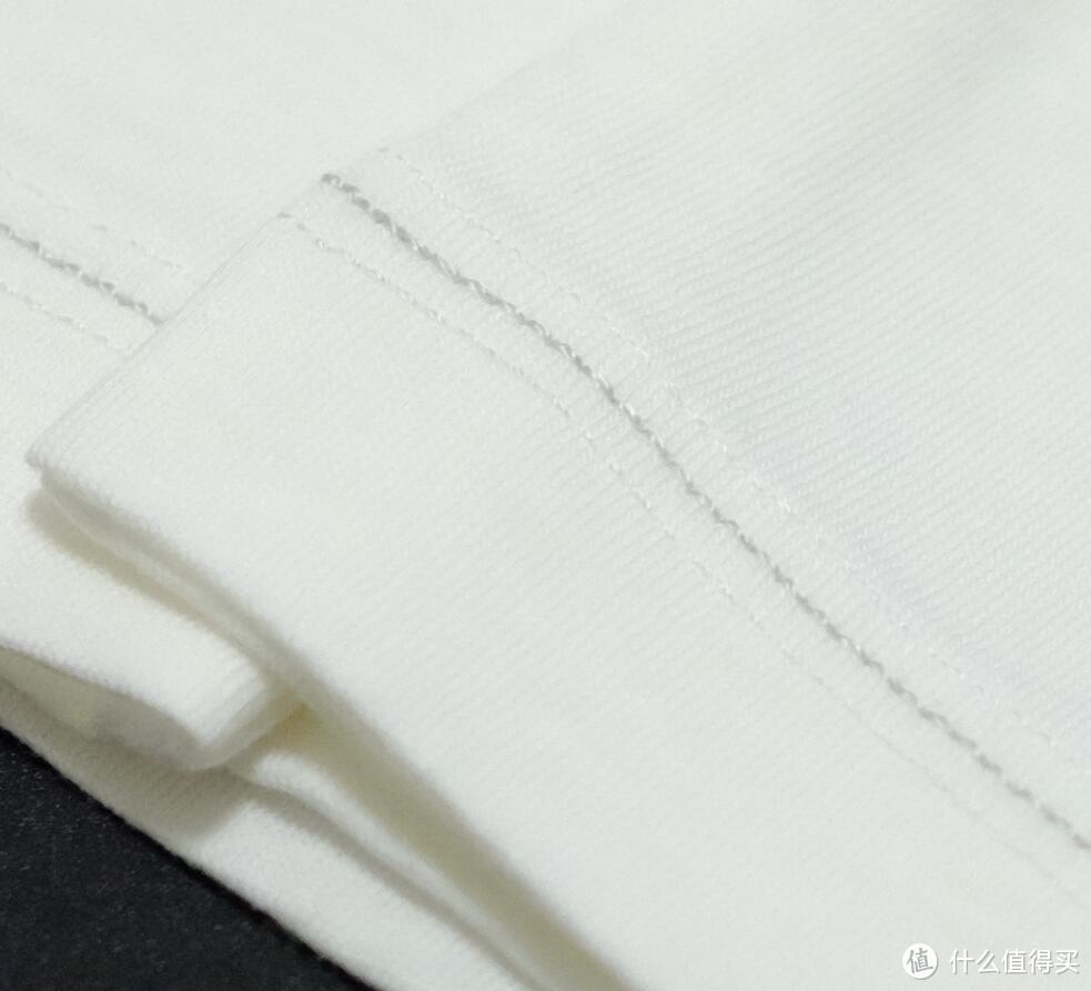 #本站首晒# 男人总要有几件纯色的T恤:棉先生 经典の简约 纯色 男士 短袖T恤