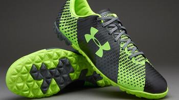 微胖子的运动梦想 篇六:第一双安德玛足球鞋:Under Armour 安德玛 UA Clutchfit Force 2.0 TR 分享