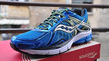 PRO:DIRECT一个神奇的网站购物经历:saucony 索康尼 PHOENIX 7 男款跑鞋开箱