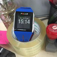 POLAR 博能 v800 旗舰级 智能心率表 开箱