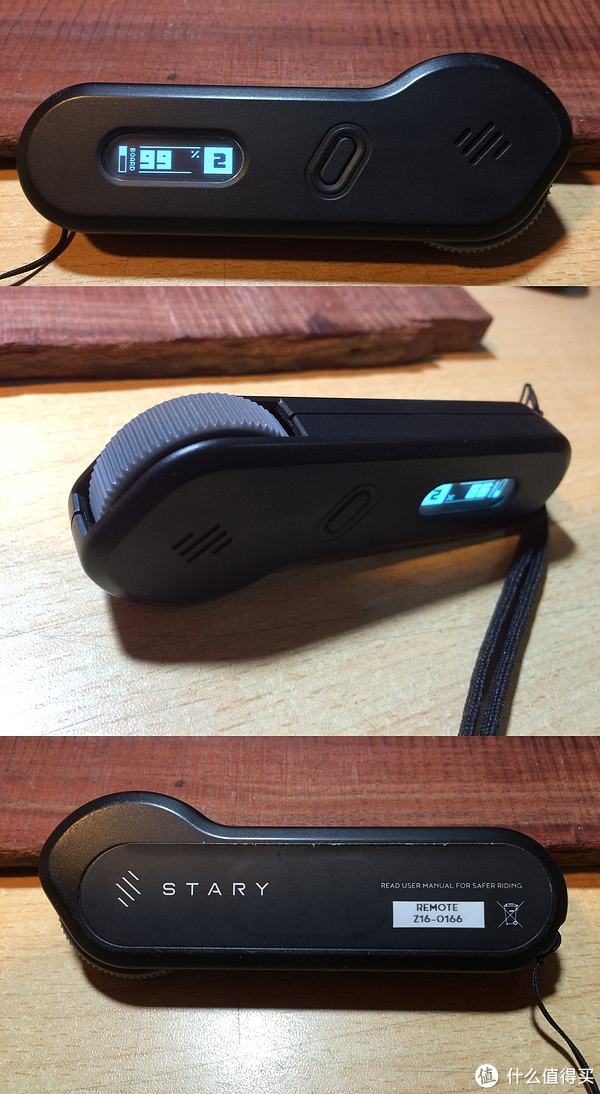 #首晒# 最不像电动滑板的电动滑板:STARY BOARD 张艺兴同款