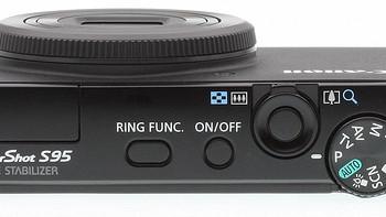 相机,摄影,这些年 篇四:Canon 佳能 Powershot S95