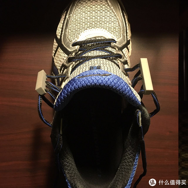 #首晒# 再也不用系鞋带了 — zubits 磁性便携鞋带扣 晒单&体验