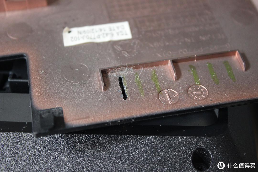 未来人类X799拆机清灰实录(附加一些轻微的小散热改造)