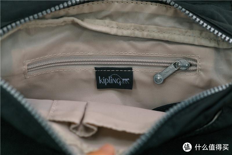 母亲节的礼物:Kipling 凯浦林 Delphin N 女士斜挎包 开箱及使用感受
