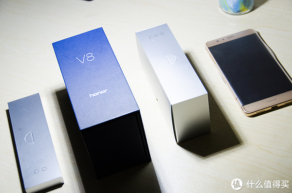 华为荣耀V8全网通智能手机  抽拉式包装