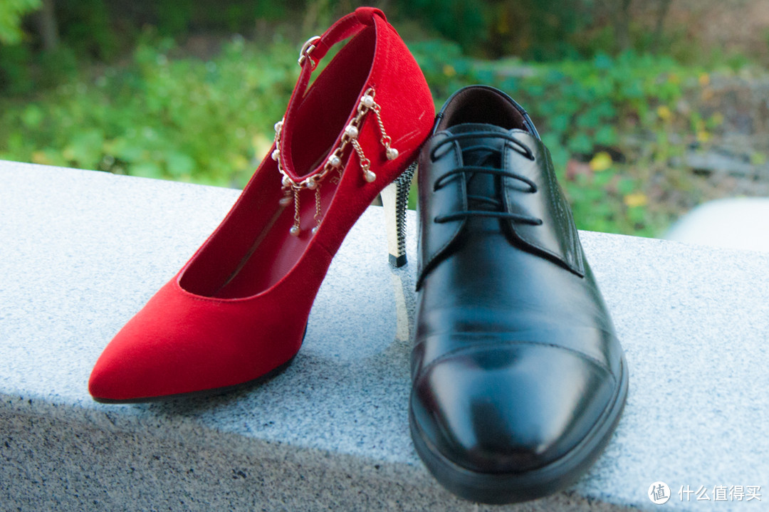 #优购穿搭秀# 晒晒当年婚礼季穿过的那些鞋子和舒适的运动鞋