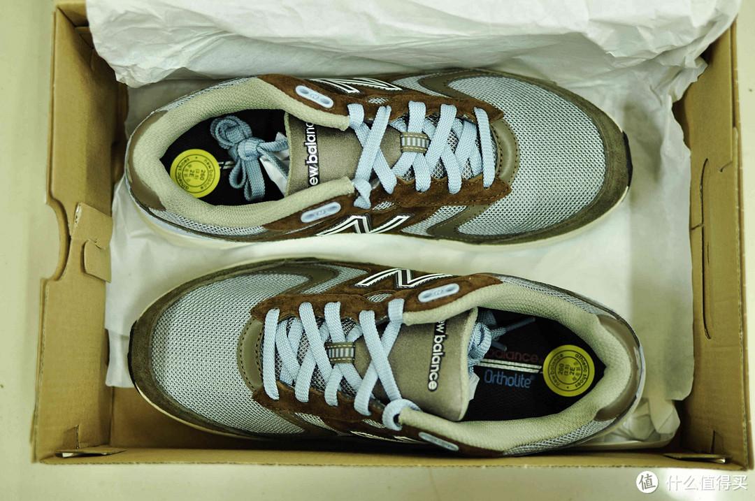 #本站首晒# New Balance MW880BC2 复古跑鞋 开箱晒物