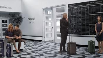 为短途旅行节约时间——RIMOWA 20寸登机箱 开箱