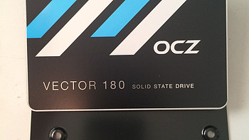 15年黑五淘来的 OCZ 饥饿鲨 Vector180 240G 固态硬盘