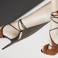 专题:要鸟腿不要猪蹄——今年最火的20款不同画风绑带鞋推荐