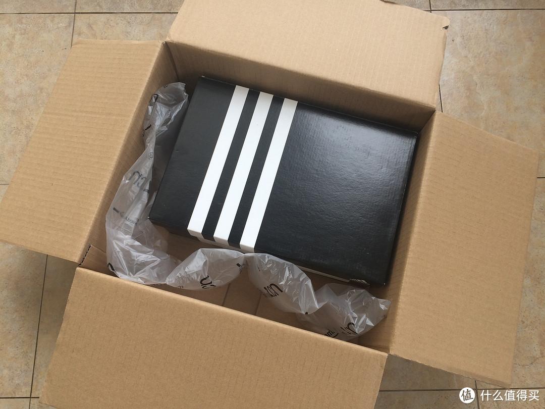 Adidas 阿迪达斯 Performance Duramo 6 入门跑鞋 开箱