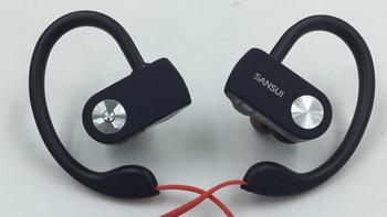 【我就听个响,但真的超越听个响】SANSUI 山水 i6 运动蓝牙耳机 体验