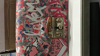 女友的生日礼物——FURLA 芙拉 情人节限量版涂鸦包开箱(无比多状况的一次海淘)
