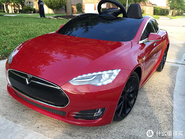 #首晒# Tesla Kids 特斯拉 儿童版 首发测评