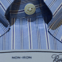 Brooks brothers & Nautica 五件衬衣的横向对比(附真人照片及尺码经验)