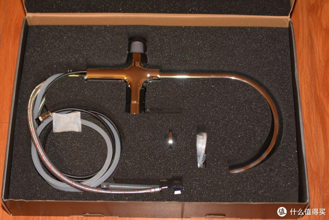 释放极致的厨房空间 — BRAVAT 贝朗 F7196243CP-RG 四水路触控厨房龙头开箱