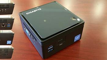 轻度使用足矣——GIGABYTE 技嘉 GB-BACE-3150 Brix 迷你PC