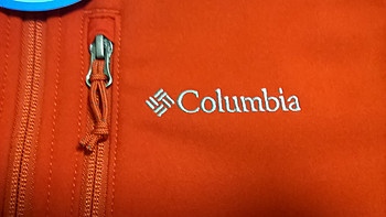 Columbia 哥伦比亚 Ascender 男士软壳拉链夹克 晒单