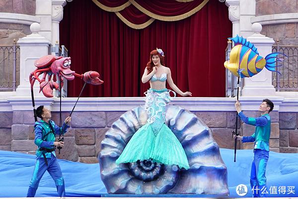 #宝贝计划# 上海迪士尼:奇幻演出大揭秘&超实用带娃游园路线