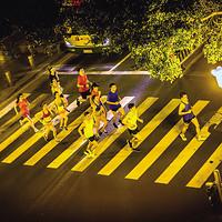 #618看我的#夜跑装备专项推荐 & 安全事项全记录