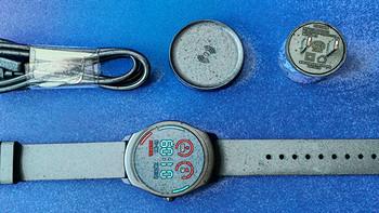 Ticwatch 2 悦动系列 黑色款 智能手表 开箱