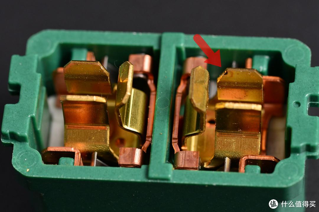 补充松下插座内芯阻燃小试验 & 下期预告