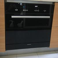 SIEMENS 西门子 SC73M610TI  洗碗机 入手一个月使用体验