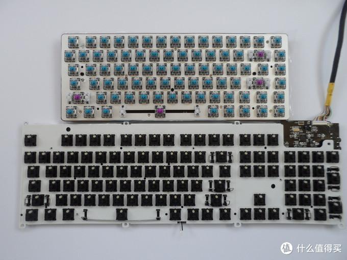 简约炫酷的机械键盘-----AJAZZ黑爵极客AK33RGB众测