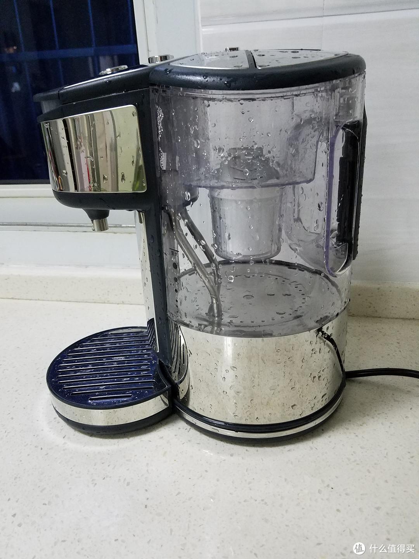 效果哪家强?BRITA 碧然德 过滤净水壶 VS PUR 宝洁 水龙头净水器