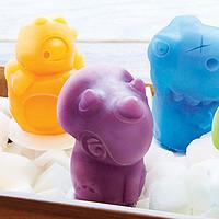 美国 ZOKU 卡通造型 冰棒模具 晒单