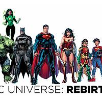 DC漫画什么值得买 篇五:守望者归来!新人不容错过的大事件——DC Universe Rebirth(宇宙重生)