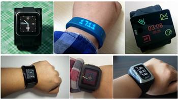 这些年带过的7款智能手表/环——果壳/咕咚/小米/Pebble等使用感受