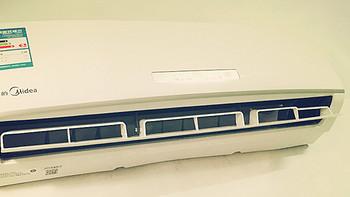 京东618活动中购入:Midea 美的  KFR-35GW/WPAD3 1.5P定频空调 开箱分享