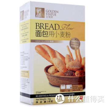 用国产面包机制作美味面包(附配方)—PETRUS 柏翠 PE8500 使用体验