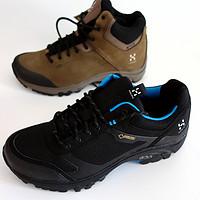 #原创新人# 这很ASICS — 两款 HAGLOFS 徒步鞋 开箱